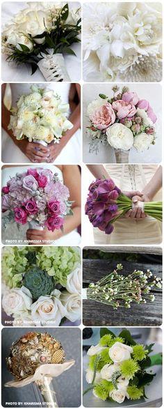 12 Wedding bouquet trends we love: