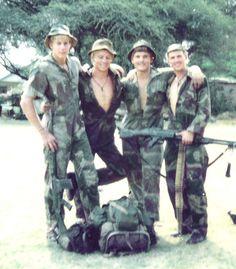Rhodesian Light Infantry uniform part pastor_rk_ — LiveJournal