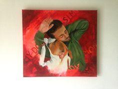 Dipinto ad olio su commissione / Dipinto personalizzato / Arte e oggetto da collezione / Dipinto originale da foto / Dipinto su ordinazione