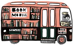 BOOK MOBILE FOR PA STATE DEPT OF ED