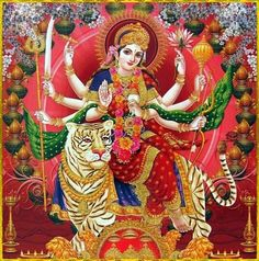 Maa Chandi is the total energy of the universe. Maa Durga Photo, Maa Durga Image, Durga Kali, Kali Mata, Saraswati Goddess, Shiva Shakti, Kali Hindu, Kali Goddess, Durga Images
