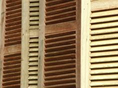 How To Refinish Outdoor Wood Shutters