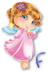 ange-A-6.gif 3 Gif, Cute Alphabet, Thing 1, Love You Forever, Love You All, A 17, The Fool, My Music, Princess Peach