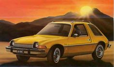On December 3, 1979, the last AMC Pacer rolled off the line in Kenosha, Wisconsin.