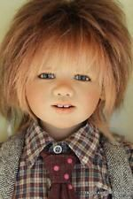 "ANNETTE HIMSTEDT 2007 ""EDDIE"" 34"" VINYL/CLOTH L.E.# 238/377 MOVING MOMENTS   COA"