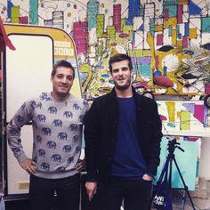 Arnaud et Thibaut de @velours_asso font vivre la scène hip-hop rémoise. Tout de suite dans la #GTnova à #Reims