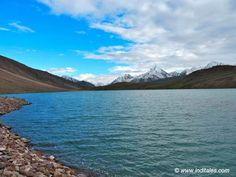 Chandratal – Blue Lake of Lahaul-Spiti Valley - Inditales
