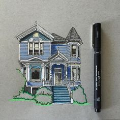 An artist that bases most of her architectural drawings, on places she has visited. As I said above, British artist Phoebe Atkey draws inspiration for her art, Sketch Book, Pen Art, Illustration, Art Drawings, Drawings, Drawing Illustrations, Urban Sketchers, Watercolor Architecture, Art Inspiration