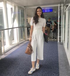 "42.6k Likes, 117 Comments - Megan Young (@meganbata) on Instagram: ""Off to Cebu ✈️ #StyledByAdrianne #MACSS17ProTour"""