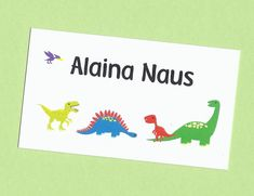 Children's Calling Cards - Gift Enclosures - Treat Bag Tags - Gift Bag Tags