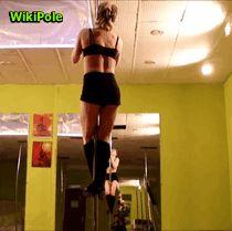 #WikiPole #poledance #pole #aysha