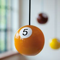 5 Ball Wooden Pendant Lights Orange--> for a pub style bar? oh hell yea Billiard Lights, Billiard Room, Modern Man Cave, Daddy Birthday, Woman Cave, Ball Lights, Light Orange, Pendant Lights, Hanging Lights