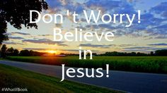 """""""Don't Worry Be Happy"""" doesn't work, how about we change it to """"Don't Worry Believe in Jesus!"""""""