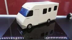 Modelisme Camping-Car Rapido Opale
