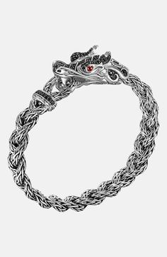 John Hardy 'Naga' Dragon Bracelet available at #Nordstrom