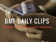 Check out this week's trendiest headlines with #BMF_Global's Weekly Roundup!
