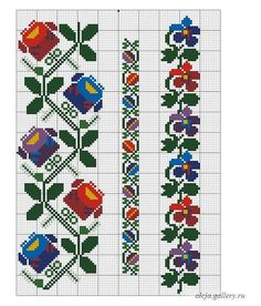 This Pin was discovered by Мни Cross Stitch Bookmarks, Cross Stitch Rose, Beaded Cross Stitch, Cross Stitch Borders, Cross Stitch Flowers, Cross Stitch Designs, Cross Stitching, Cross Stitch Patterns, Crewel Embroidery