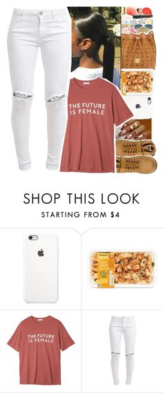"""""""Tuesday✨"""" by divap01 on Polyvore featuring NIKE, StyleNanda and FiveUnits"""