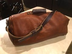 Go Forth Goods Gunnar Leather Duffle Bag Giveaway