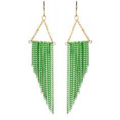 Amrita Singh NoHo Earrings ($50) ❤ liked on Polyvore