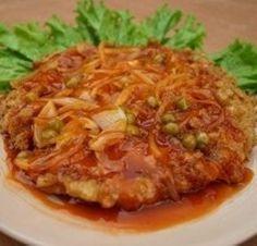Resep Fuyunghai enak dan mudah untuk dibuat. Di sini ada cara membuat yang jelas dan mudah diikuti.