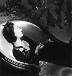 Horst P. Horst: Coco Chanel (Reclining), 1937
