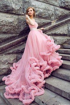 Платье-облако выбор самых нежных и женственных леди