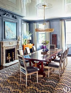 Mix and Chic: Home tour- A gorgeous Upper East Side luxury apartment!