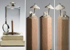 I Turn Pencils Into Miniature PopCulture Sculptures Pencil Art - Artist carves miniature pop culture sculptures into pencils