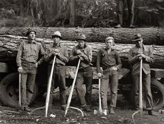American Loggers, 1939 | PrintCollection
