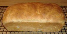 Guilty Pleasure Honey Oatmeal Bread