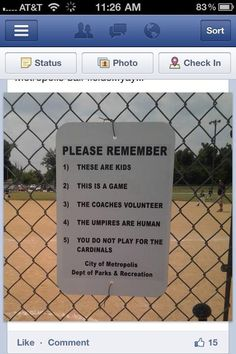 I want this on our field!.