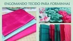 origami em tecido - YouTube