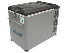 Bring the party outside or on the road with the Engel MT45 AC/DC 12V Portable Refrigerator Freezer. Built to last a lifetime. Cost: $889.00 (http://www.thebestcooler.com/engel-mt45-ac-dc-12v-portable-refrigerator-freezer/)