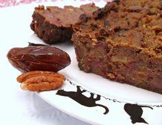 Niet Mutsen, Maar Breien: Spicy Dadel & Pecan Kruidkoek - recept (glutenvrij / geen suiker / geen ei)