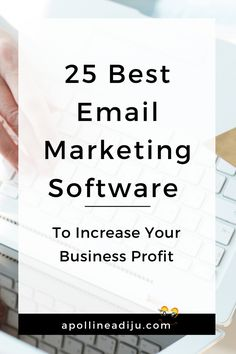 There are several Email Marketing Software in the market. Here is our best 25 to triple your ROI and build a better relationship with your audience.