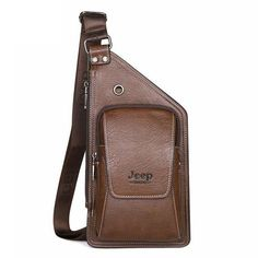 Home Aggressive Goog.yu Unisex Fashion Handbag Outdoors Sling Pack Washed Canvas Bag Leisure Men Designer Chest Pack Women Single Shoulder Bags