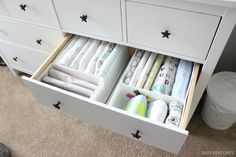 Love the organizatio