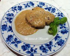 LA CUCINA DI ANTONELLA: Filetto di manzo alla senape