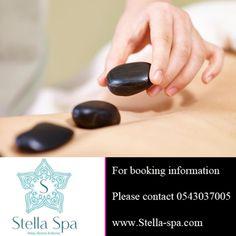 Hot Stone massage Service at Stella Spa in Hotel Marina - Dubai near JBR Beach and Marina Mall offers a 0543037005 Hand Massage, Stone Massage, Spa Massage, Massage Prices, Marina Dubai, Massage Center, Spa Therapy, Spa Center, Massage Techniques