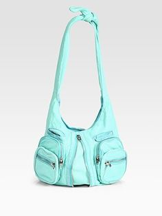 99213cfb Alexander Wang Donna Washed Suede Hobo EVERYTHING IN THIS COLOR