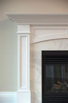 I like the mantle and the surround.