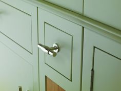 1909 T-Bar Cupboard Handle from More Handles Cupboard Handles, Kitchen Handles, Door Handles, Kitchen Units, Kitchen Drawers, Kitchen Showroom, Types Of Cabinets, Corner Storage, Polished Nickel