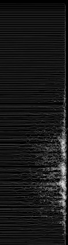 Signal to Noise by Evan Steenson, via Behance