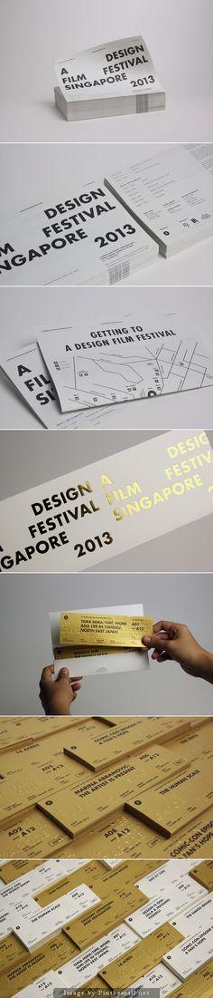 Design Film Festival Singaport. Visit us at www.wer1digital.co.uk