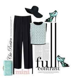 """""""Mini Handbag"""" by emcf3548 ❤ liked on Polyvore featuring TIBI"""