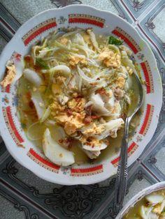 Soto Banjar - Indonesian food #Indonesian recipes #Indonesian cuisine #Asian recipes http://indostyles.com