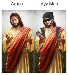 Roses are red Violets are blue Jesus got more swag than you Funny funny jesus meme Rave Meme, Jesus Jokes, Jesus Funny, Religious Humor, Atheist Humor, Funny Christian Memes, Christian Humor, Four Loko, Stupid Funny Memes