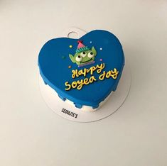 Mini Cakes, Cupcake Cakes, Korean Cake, Cute Birthday Cakes, Pastry And Bakery, Just Cakes, Pretty Cakes, Cute Food, Let Them Eat Cake