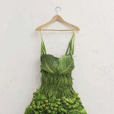 Food as Dress | Margaret Moses